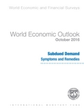 International Monetary Fund - World Economic Outlook October 2016