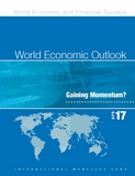 Latest report of the International Monetary Fund: WEO April 2017